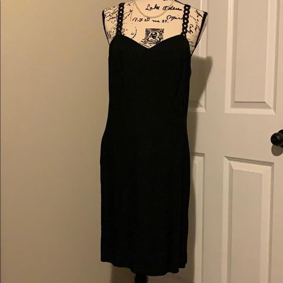 De Laru Dresses & Skirts - De Laru Little Black Dress Size 13/14